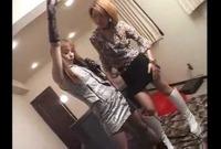 【レズ動画】キュートで積極的な妹と美人で控えめな姉のねっとり卑猥なレズビアン(⋈◍>◡<◍)。✧♡