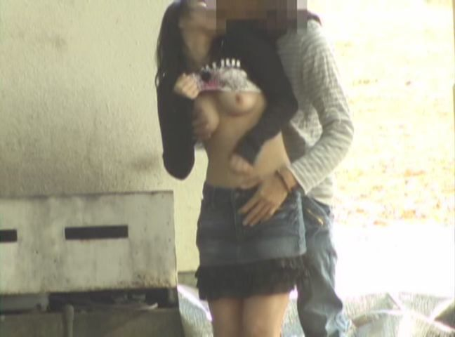 【JK動画レビュ】女子校生のキスハメとだいしゅきホールド